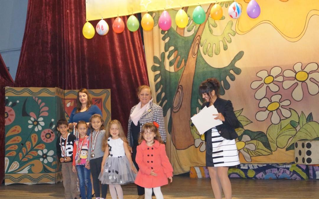 """Над 80 деца участваха в първия Националния конкурс за вокално и танцово изкуство """"Звезден сблъсък"""""""