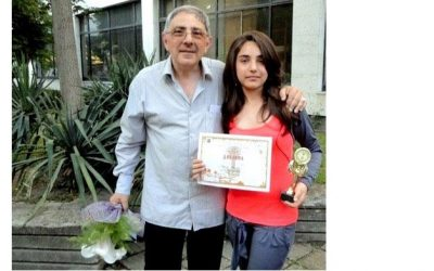 Петокласничка от Полски Тръмбеш с призово място в национален конкурс
