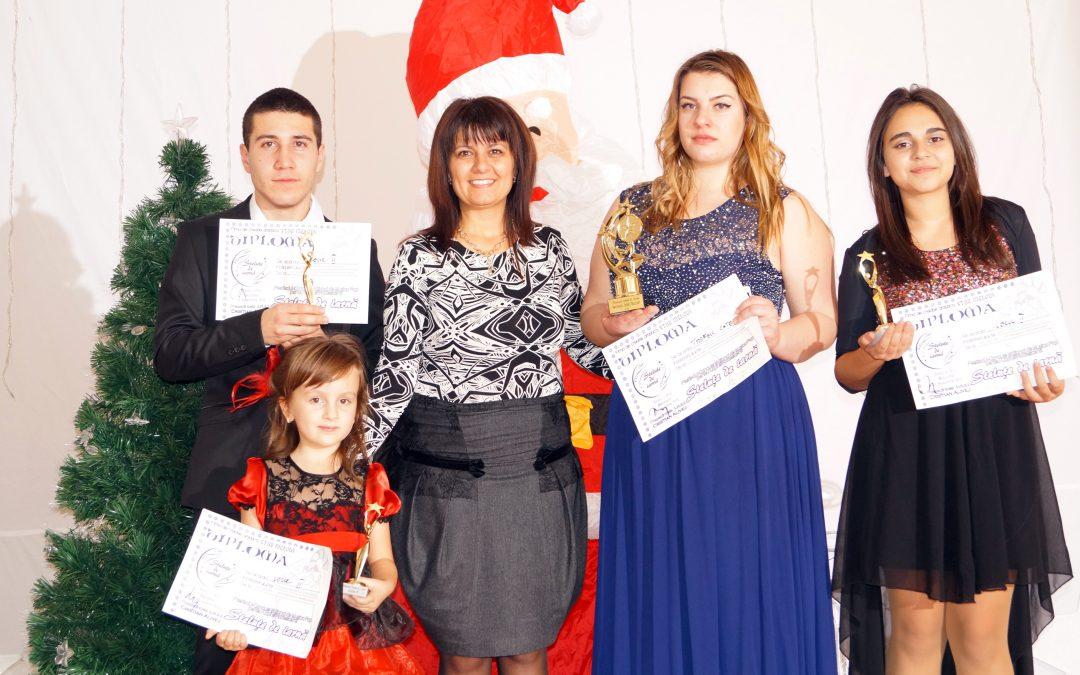 Мариета Върбанова спечели Гранпри от музикален фестивал в Румъния