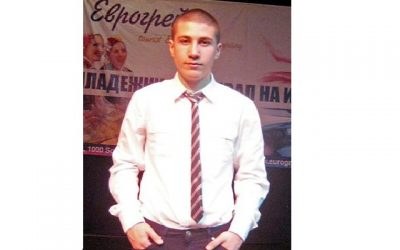 Кристиян Костадинов спечели второ място в музикален конкурс