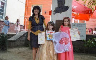Най-малките възпитаници на Петя Василева с награди от музикален конкурс