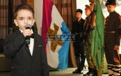 Велико Търново – Самарско знаме – посрещане