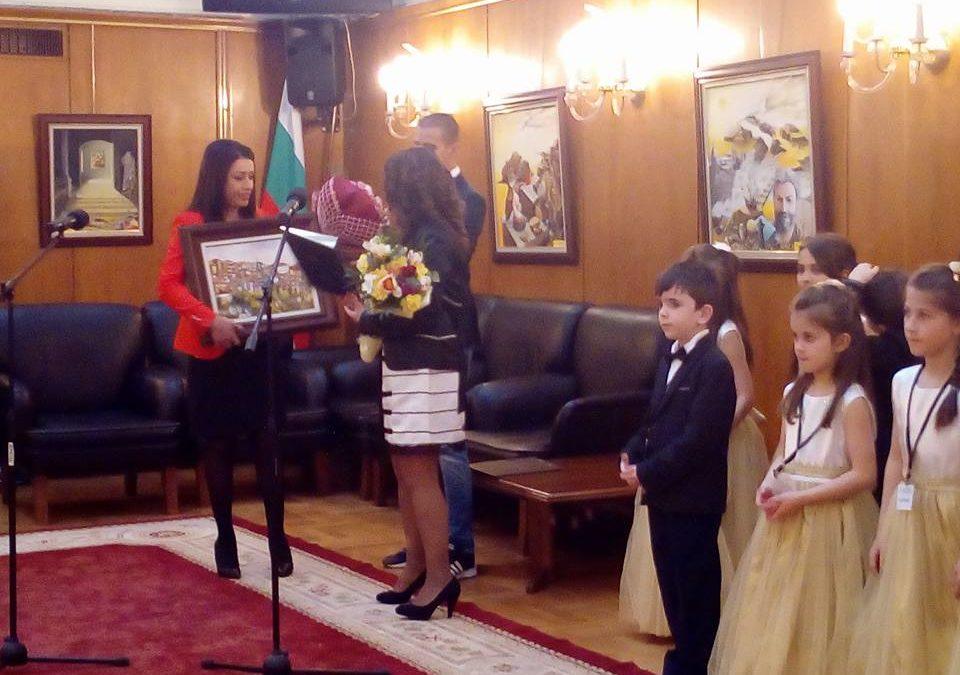 Талантливи деца от Велико Търново изнесоха концерт в Народното Събрание
