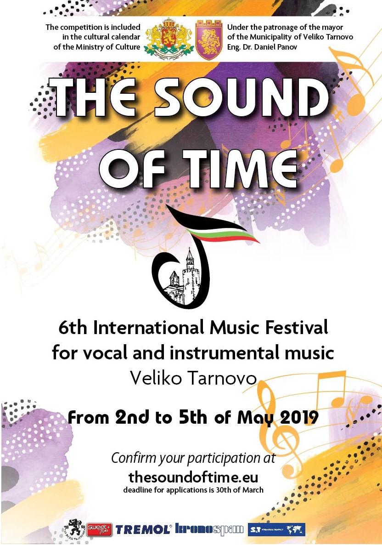 THE SOUND OF TIME | Elita