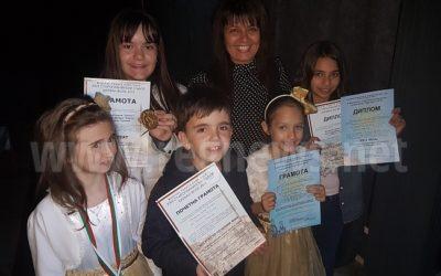 """Златен уикенд за децата на музикално студио """"Елита"""""""