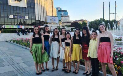 """Петя Василева и нейна ученичка пяха свои песни на концерта """"Музиката в мен"""""""